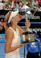 Women's Australian open finals