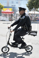 Police  Security electric bikes